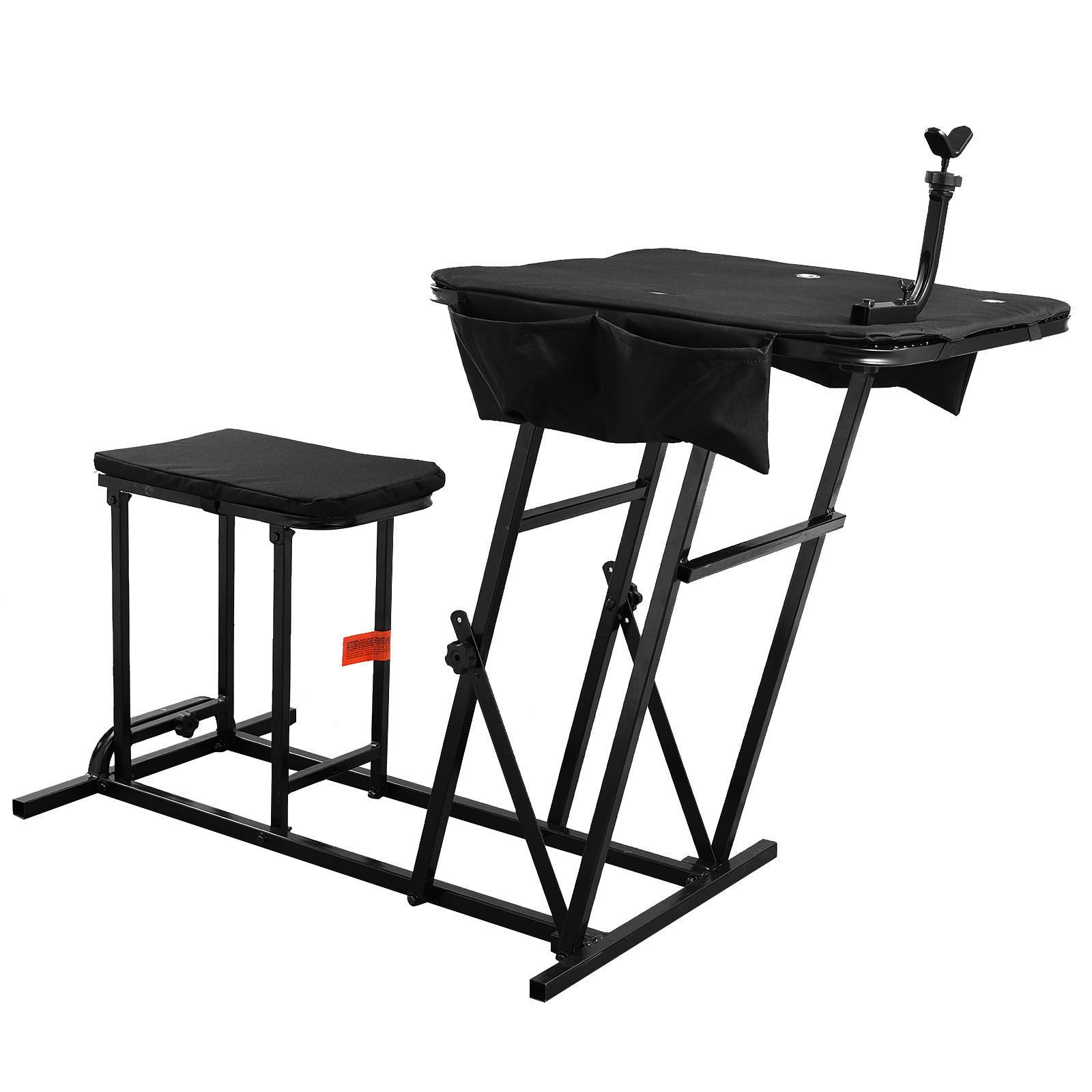 Youzee Shooting Hunting Table Bench Rest Range Portable Accuracy Rifle Chair Seat Field