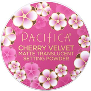 product image for Pacifica Cherry Velvet Matte Setting Powder, 0.45 Ounce