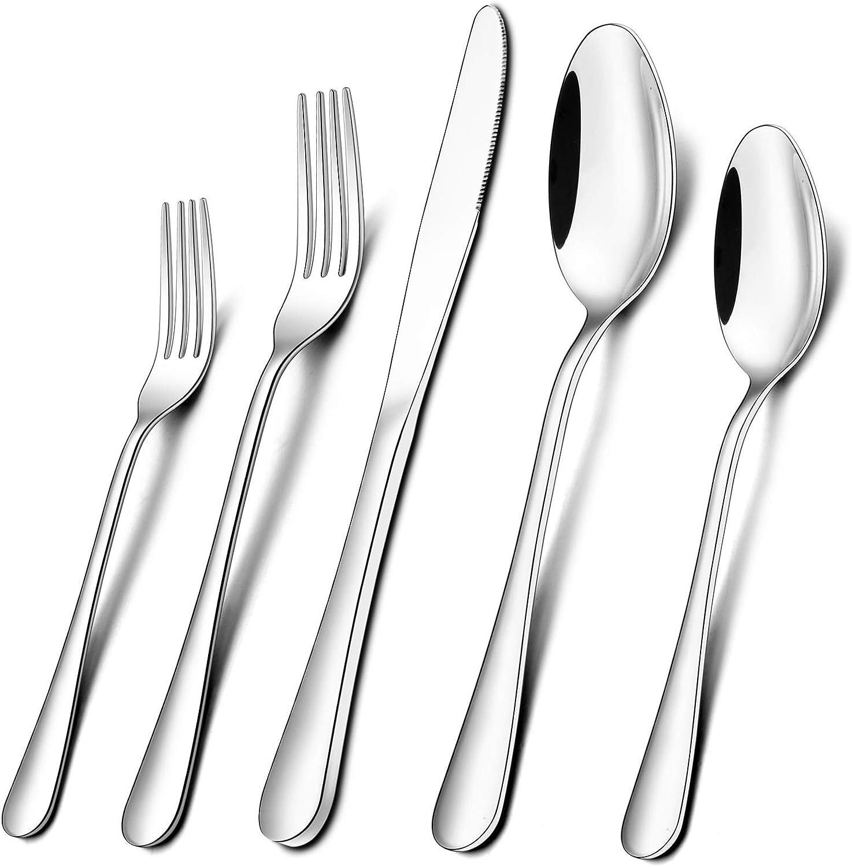 Tableware Cutlery Fork Spoon Blade Stainless Steel Baby Dinnerware Set Lin
