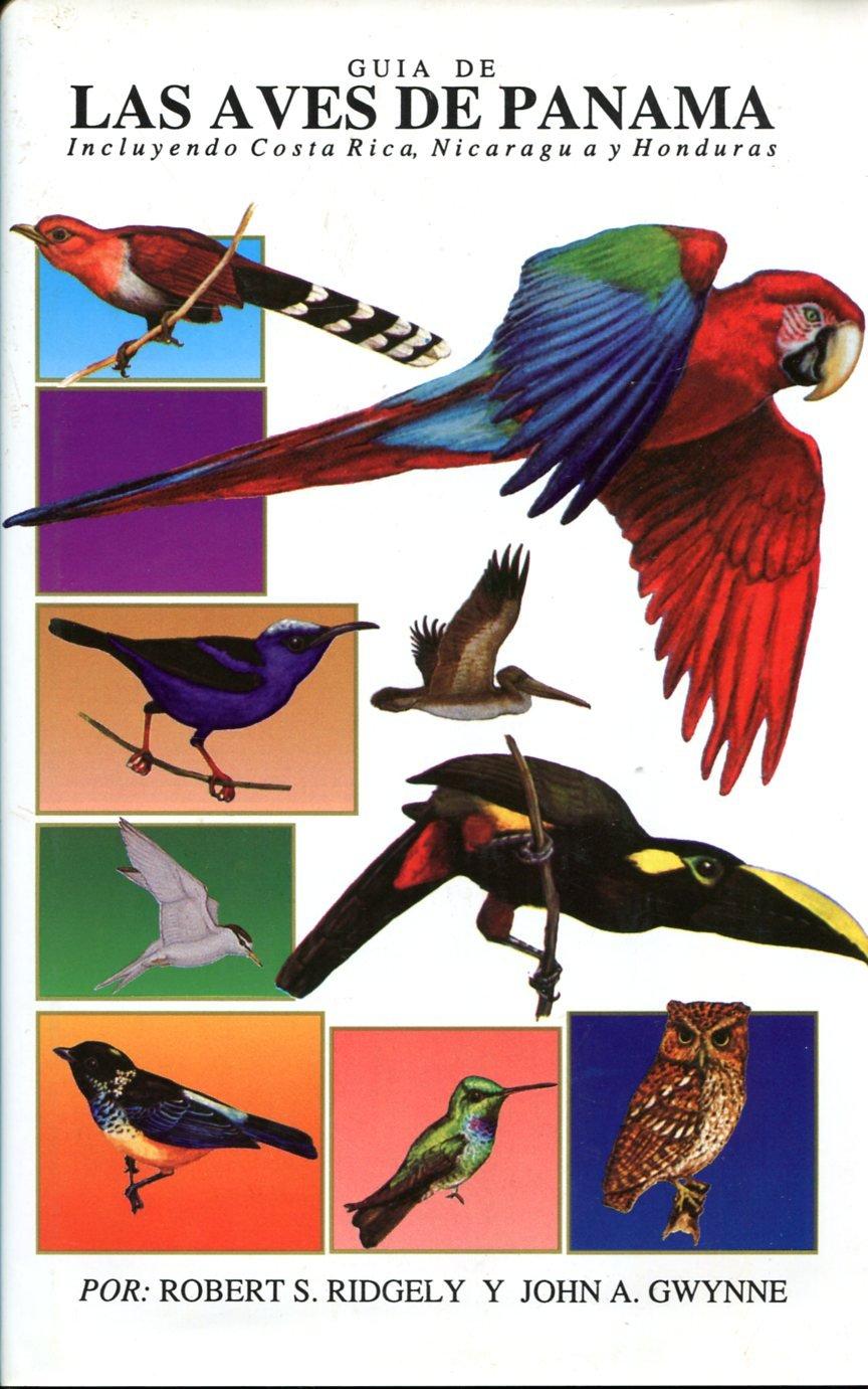 Guia de las aves de Panamá: Amazon.es: Libros