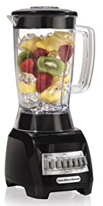Hamilton Beach 50128 Wave Maker Blender, 10 Speed, 48 Oz, 500 Watts