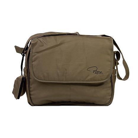 Roma Rizzo bolso cambiador, color verde: Amazon.es: Bebé