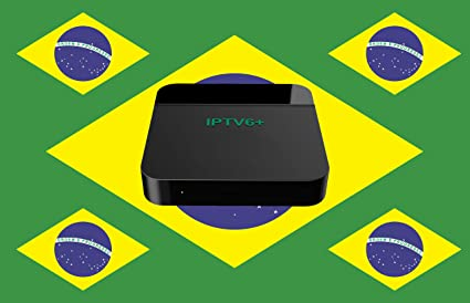 Amazon com: 2019 Official IPTV6 Brazil Box Based On HTV6 HTV 6, HTV5