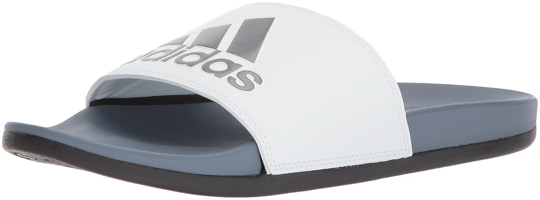 wholesale dealer 84b18 6bdd4 Amazon.com  adidas Mens Adilette CF+ Logo Slide Sandal  Sport Sandals   Slides