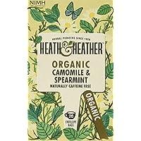 Heath & Heather Té de Manzanilla Hierbabuena, 20 sobres