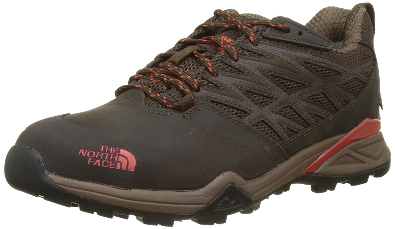 The North Face M Hedgehog Hike GTX, Botas de Senderismo para Hombre 40.5 EU|Marrón (Brown / Tibetan Orange)