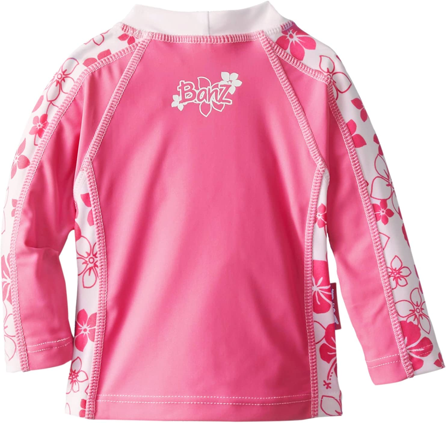 Long Sleeve Rash Guard Baby Banz Baby Girls UPF 50