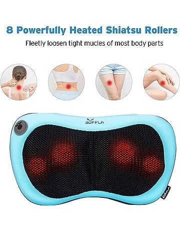 Amazon.es: Cojines de masaje eléctricos: Salud y cuidado personal