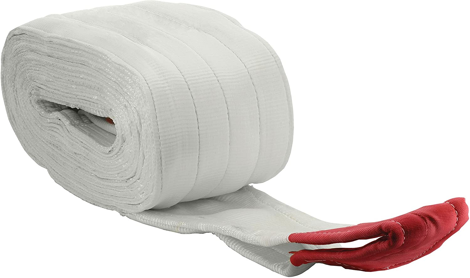 8 inches X 30 Feet RECOVERY STRAP 100 000 LBS BREAKING STRENGTH (1) Prograde