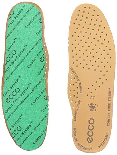 Insole EinlegesohlenBraunlion Leather Ladies Ecco Cfs J1TcFKl