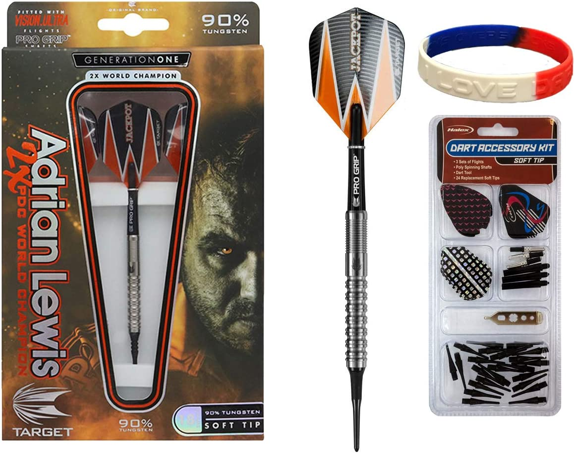 Target World Champions Pro Grip 5 Set Darts Shaft Pack