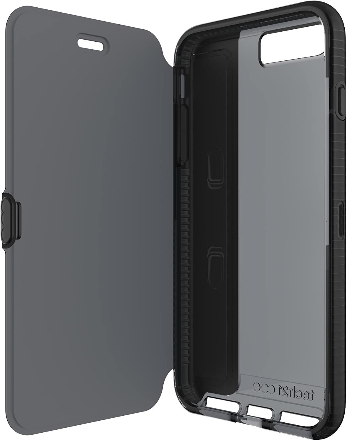 Tech21 Evo Wallet for iPhone 7 Plus- Black