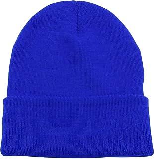 Top Level Beanie Men Women - Unisex Cuffed Plain Skull Knit Hat Cap 36b188aaa39