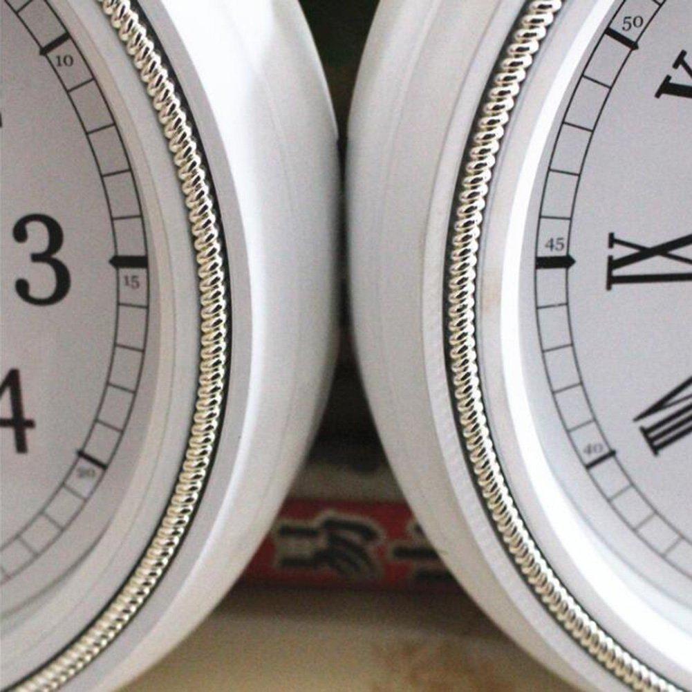 LOU Panties Doppelseitige Uhr Beständig Doppelseitige Garten Outdoor ...