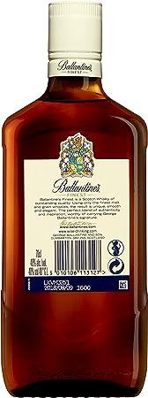 Ballantine's Finest Whisky Escocés de Mezcla - 700ml