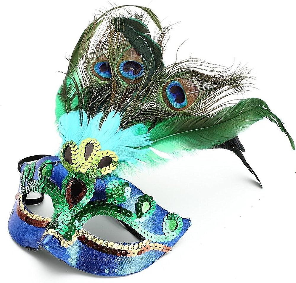 Feather Mask Women Party Mask Women Metal Mask Women Feather Mask Anniversary Mask Ball Mask Women Mask Pink Masquerade Mask