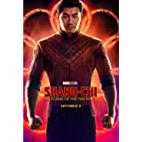 Tomorrow sunny Shang-Chi and the Legend of the Ten Rings 2021 Movie Poster Art Print Size-24''X36''/13.7''X20.4'' (13.7''X20.