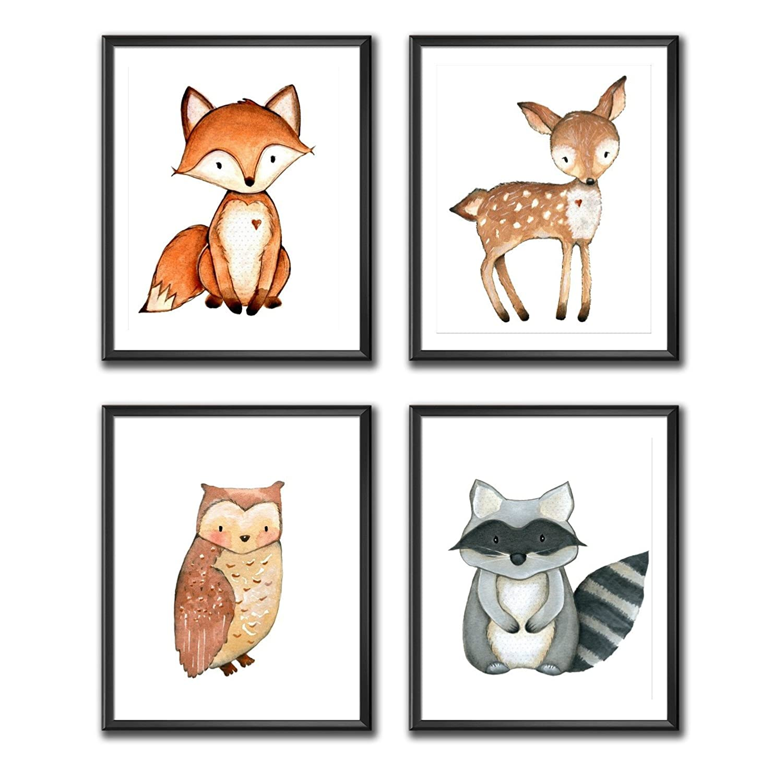 Woodland Friends Owl Photo Frame 4 x 6 `photos /…