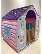 Unicorn Childrens Playhouse Wendy House Magical Play House By Starplast