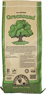 Down to Earth Organic Greensand Fertilizer, 25 lb