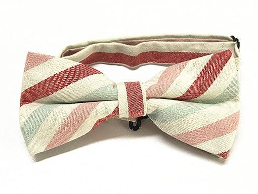 GKONGU Corbata roja Corbata para la fiesta Corbata de la boda ...