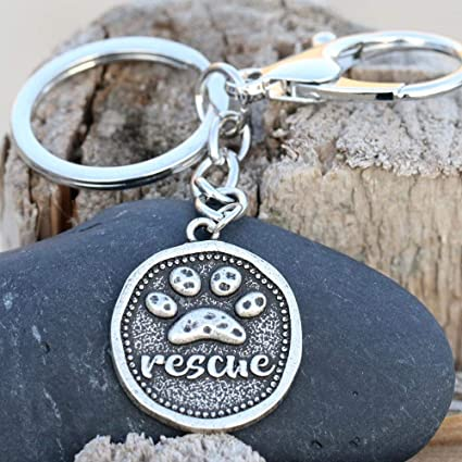 Amazon.com: Key Chains - 4350mm Metal Greyhound Keychain ...