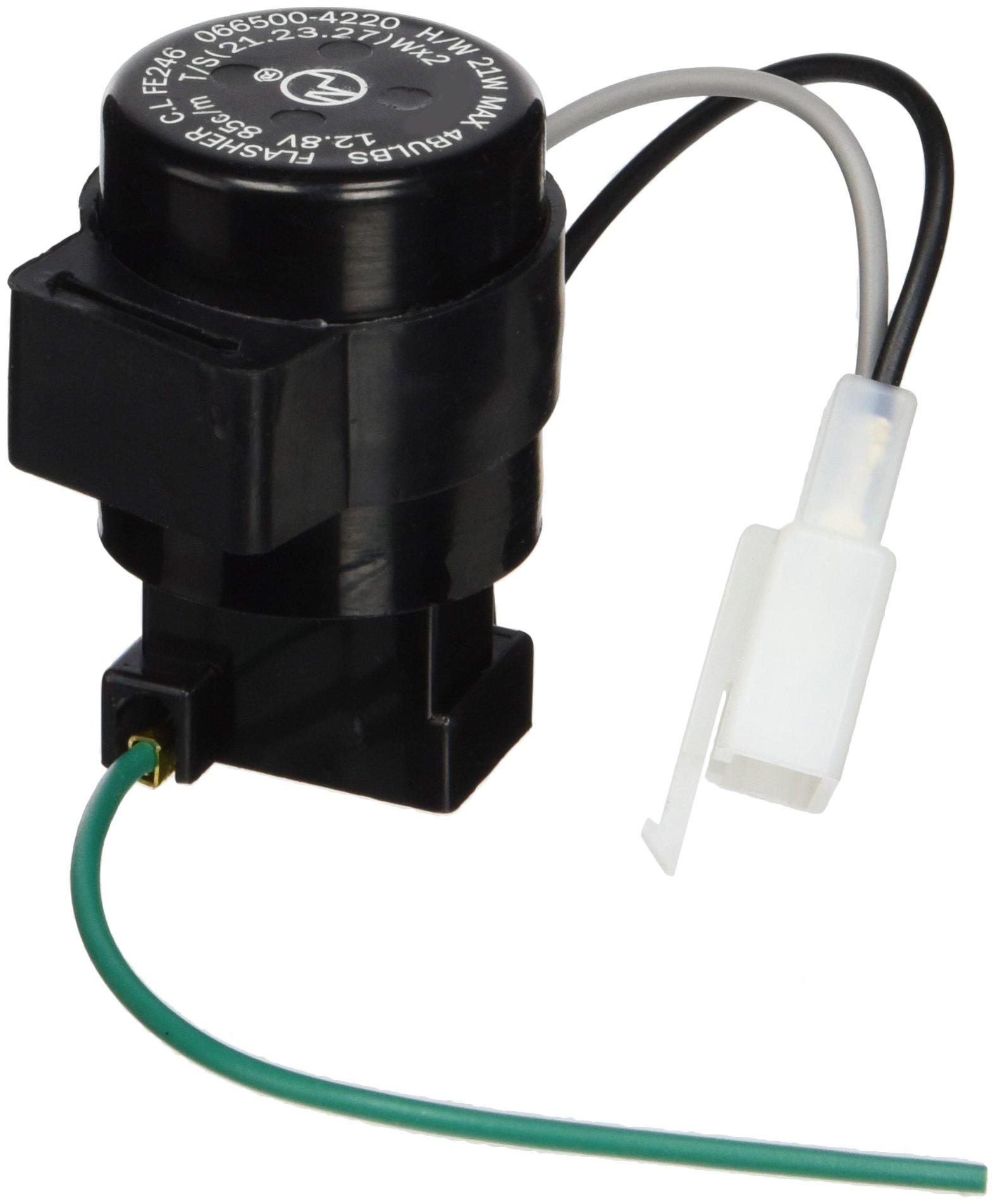Puig 4822N Relé de 3 Pins para Intermitentes de Leds, Color Negro product image