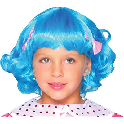 Morris Costumes Lalaloopsy Rosy Bumps Wig: Clothing