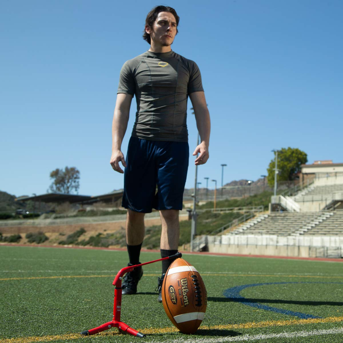 Wilson Unisex-Adult EYE BLACK STICK American Football