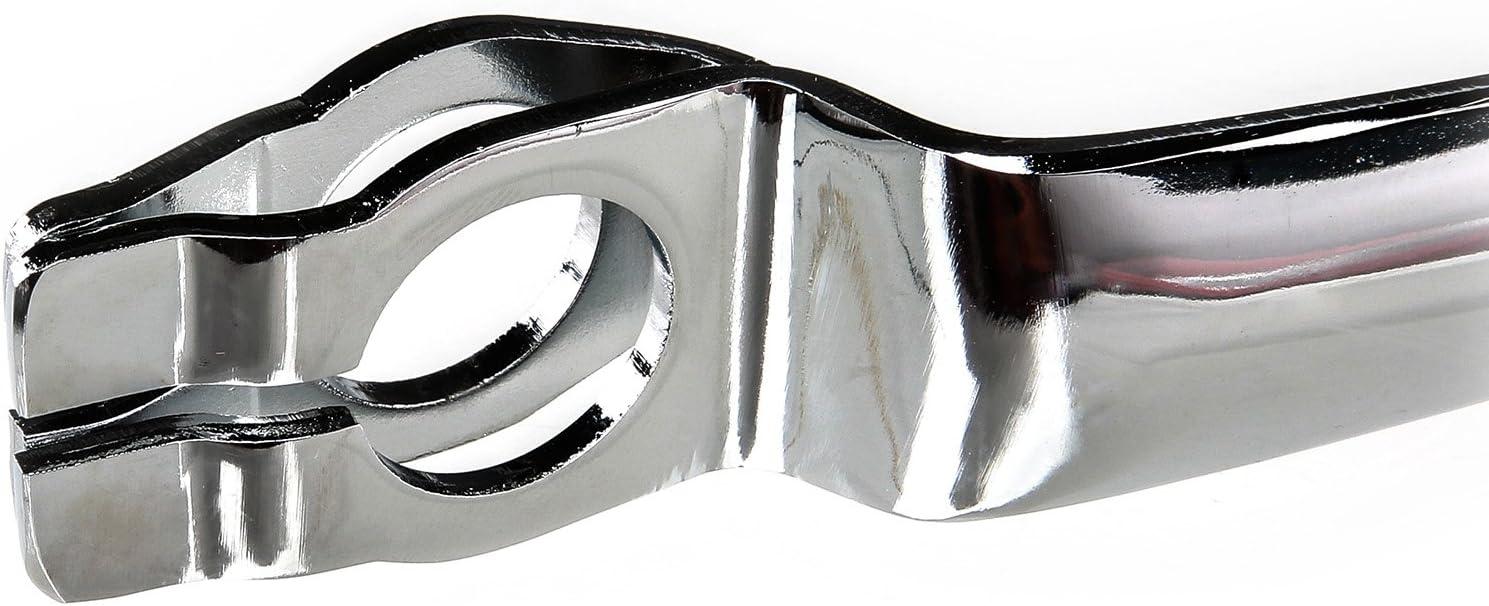 Fußschalthebel Verchromt Mit Muffe Gummi Simson Motortypen 500 700 S51 S53 S70 S83 Auto