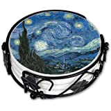 Van Gogh: Starry Night - Ceramic Drink Coaster Set