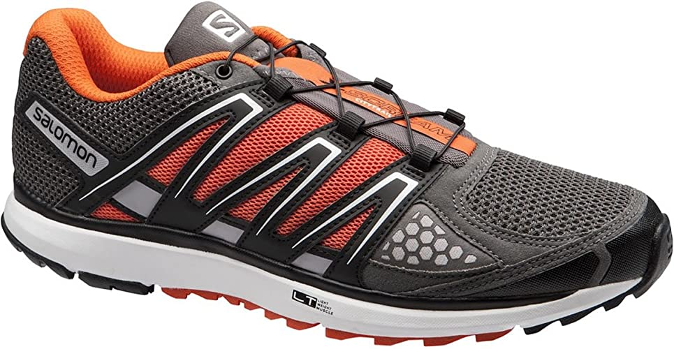 Zapatillas de running X-Scream Ragnar Trail - Autobahn / George Orange / White - Hombre - 9: Amazon.es: Zapatos y complementos