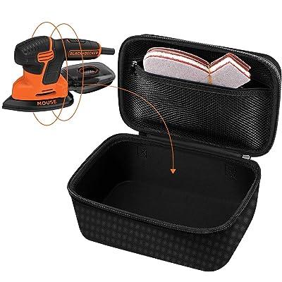 Comecase Case for Black+Decker Mouse Detail Sander (BDEMS600) - (Box Only): Toys & Games