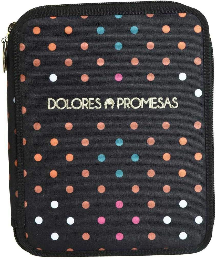 Busquets plumier lapices Doble Dolores Promesa by DIS2: Amazon.es: Juguetes y juegos