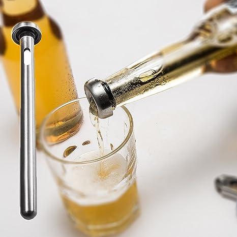 Cerveza Stick de refrigeración para rapid Enfriar y mantener la ...