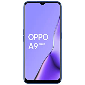 OPPO A9 2020 (Space Purple, 8GB RAM, 128GB Storage) with...