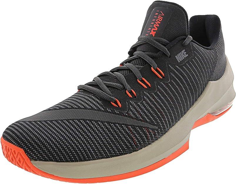 cuchara Ambientalista educador  Amazon.com: Nike Air Max Infuriate - Zapatillas de baloncesto ...