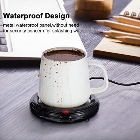 Mug Warmer for Tea, Coffee or Milk, Cup Beverage Warmer for