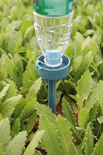 Picos de riego automático por goteo para el jardín (10 unidades ...