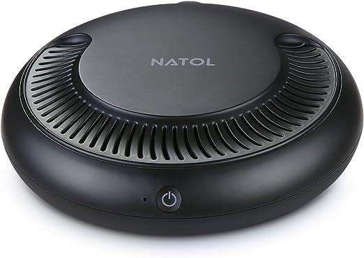 Purificador de aire de coche NATOL ionizador con filtro HEPAFILter ...