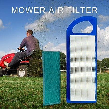farmer-W 2pcs Filtro De Aire Y Filtro De Repuesto De Filtro ...