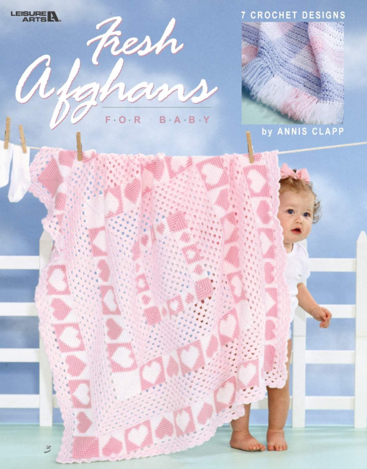 Download Fresh Afghans for Baby pdf