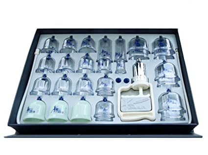 Premium Cupping Set Acupuncture 28cups A Set