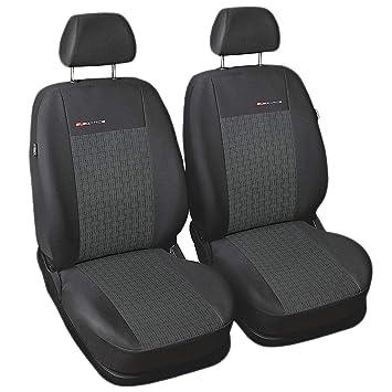 Audi A4 Grau Universal Sitzbezüge Sitzbezug Auto Schonbezüge PROFI