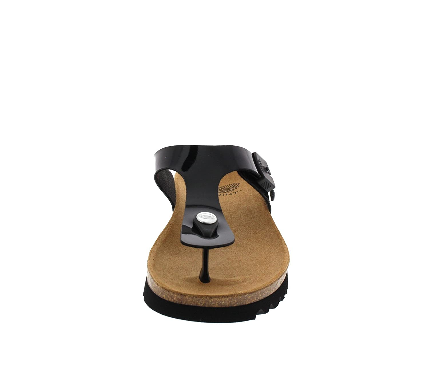 Scholl Patent Boa Vista Up schwarz Patent Scholl Synthetic 38 - a743d1