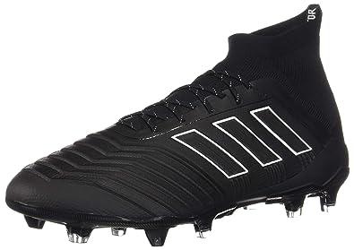 adidas Men s Predator 18.1 FG Soccer Cleat (Sz. 8.5) Black 0fce4757c