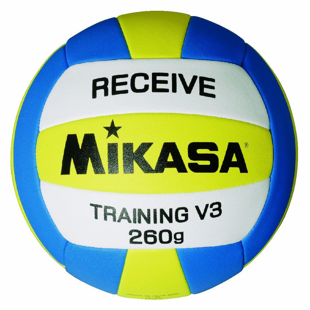 MIKASA balón Entrenamiento receptores v3rctr: Amazon.es: Deportes ...