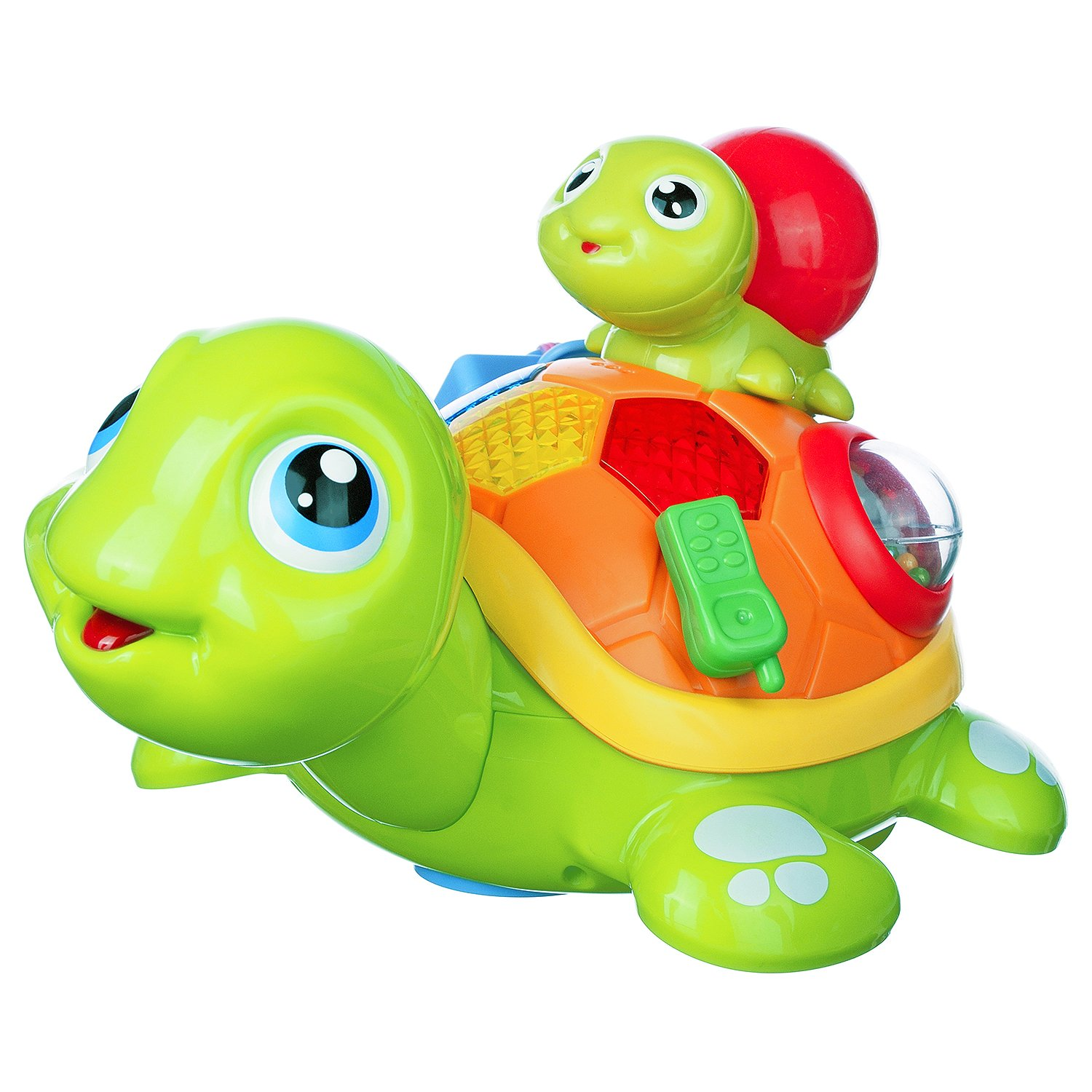 amazon com coolecool parent child turtle baby crawling toys 6 12
