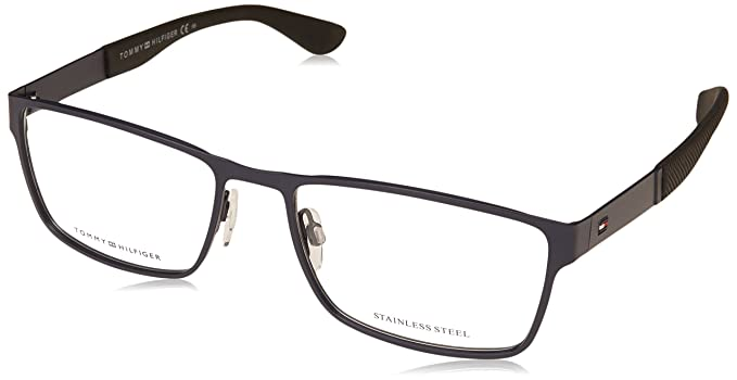 24cb7e514d6 Image Unavailable. Image not available for. Color  Eyeglasses Tommy  Hilfiger Th ...