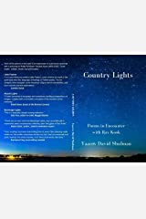 Country Lights: Poems in Encounter with Rav Kook Kindle Edition